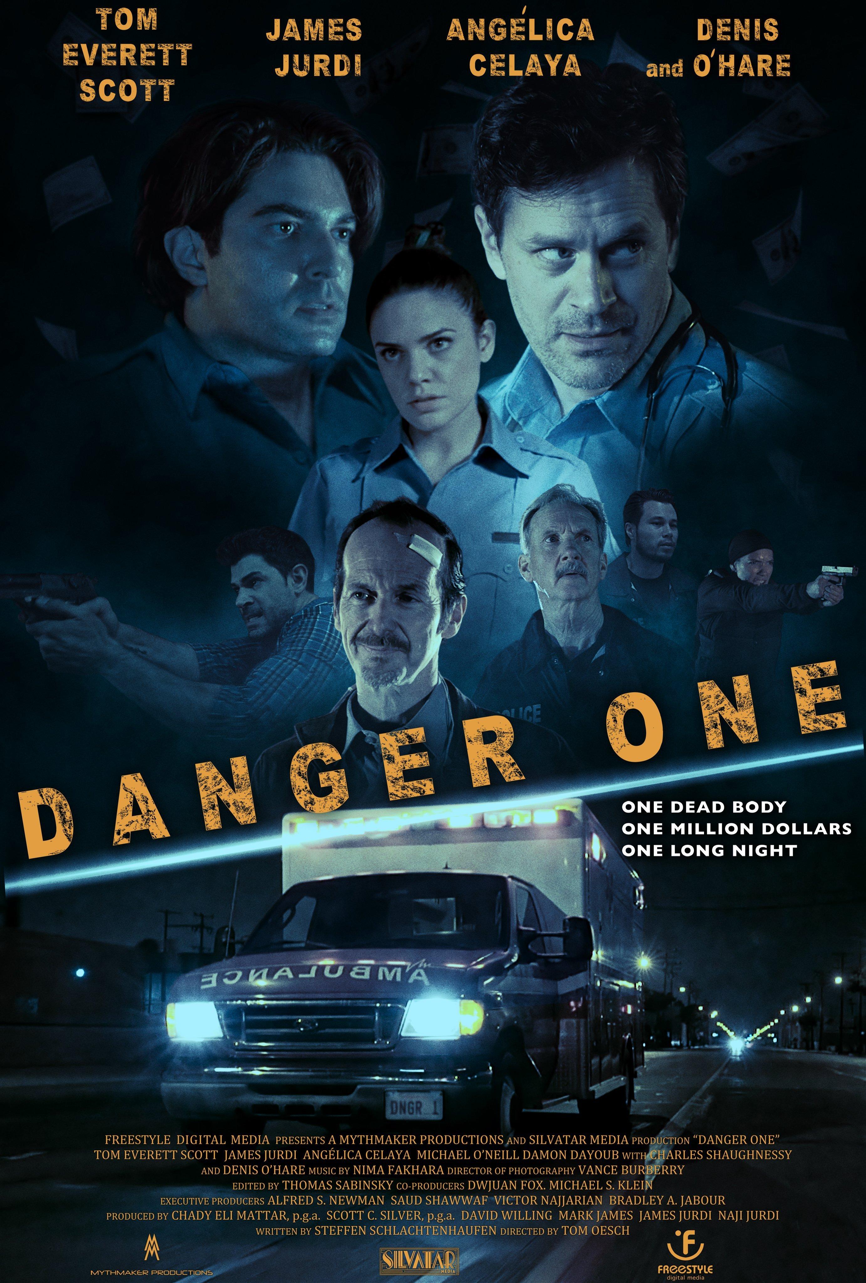 Movie Review Dangerous Business, 2018 39