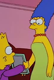 Marge Be Not Proud Poster