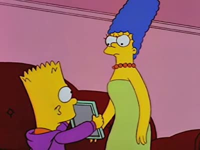 Comedy movies downloads Marge Be Not Proud [hdrip]