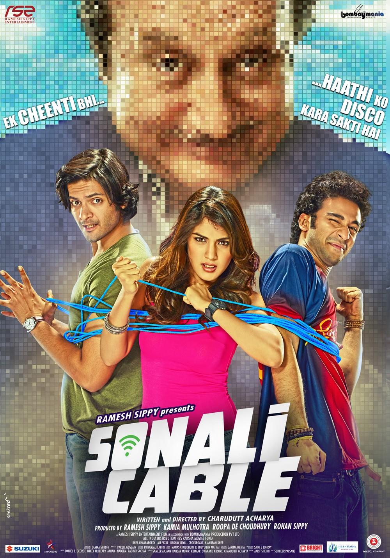 Sonali Cable (2014) 720p | 480p WEB-DL Hindi  x264 AAC ESubs
