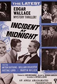 Incident at Midnight Poster