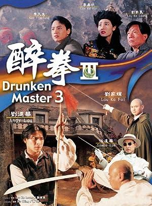 Andy Lau Drunken Master Killer Movie