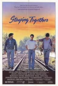 Sean Astin, Dermot Mulroney, and Tim Quill in Staying Together (1989)