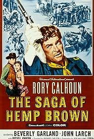 The Saga of Hemp Brown (1958) Poster - Movie Forum, Cast, Reviews