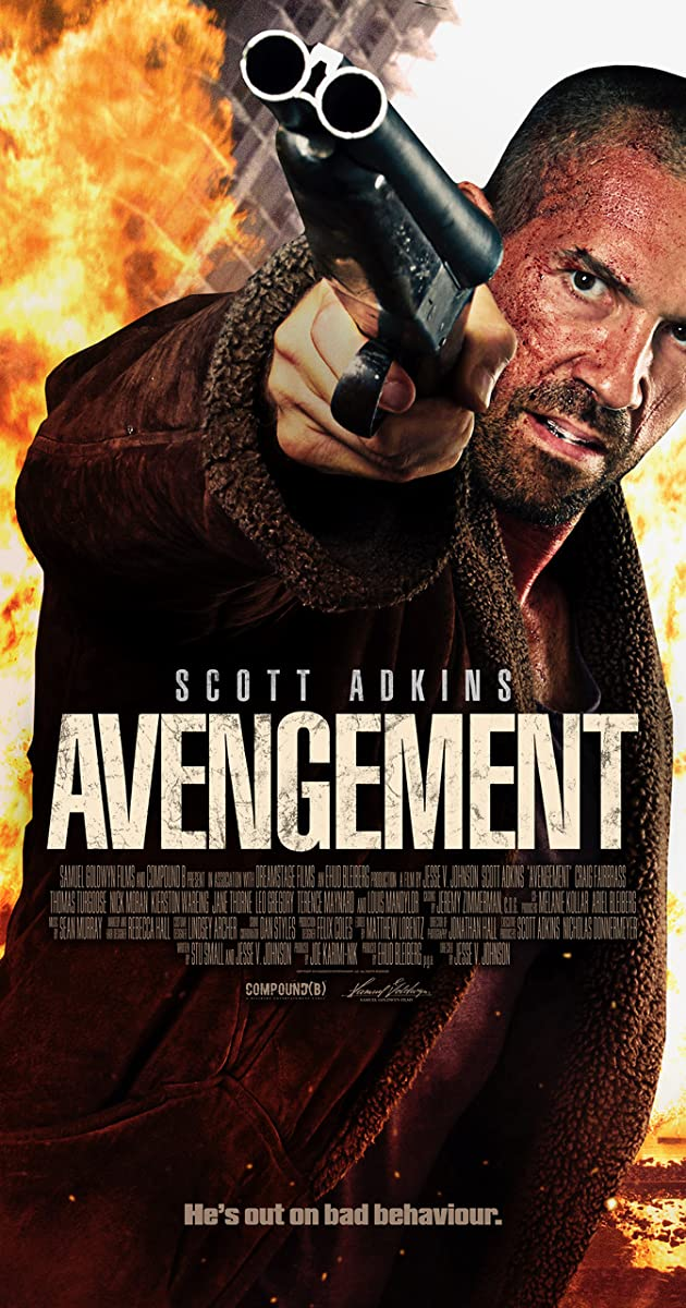 Watch Full HD Movie Avengement (2019)