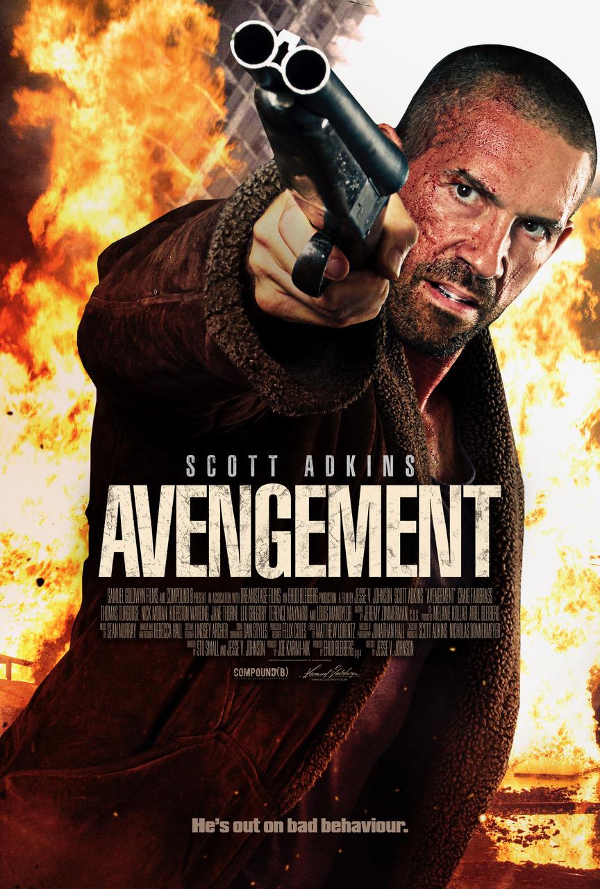 Avengement (2019) WEBRip 720p
