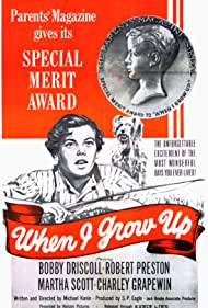 When I Grow Up (1951)