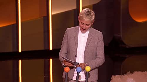 Ellen's Game Of Games: What Goes Up Must Come Down