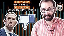 """La guerra contra el """"discurso de odio"""" es una guerra contra el discurso conservador"""