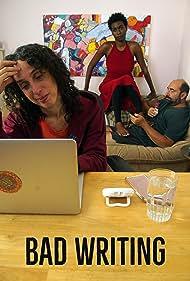 Ela Thier, Evan Gluck, and Rocio Mendez in Bad Writing (2019)