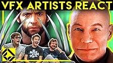 Los artistas de efectos visuales reaccionan a CGi 5 malo y genial