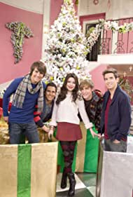 Big Time Rush & Miranda Cosgrove: All I Want for Christmas Is You (2010)