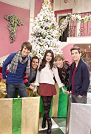 big time rush miranda cosgrove all i want for christmas is you poster - Big Time Rush Christmas