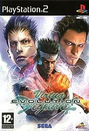 Virtua Fighter 4: Evolution Poster