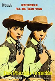 Sharp-Shooting Twin Sisters Poster