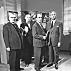 Giorgos Gavriilidis, Dionysis Papagiannopoulos, and Hristos Tsaganeas in To xylo vgike apo ton Paradeiso (1959)