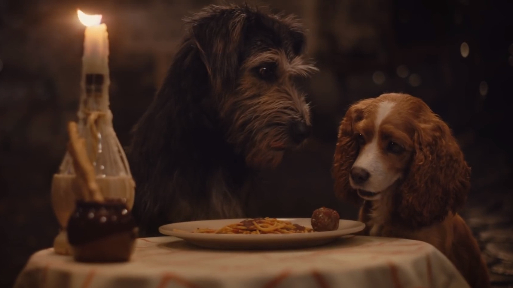 Lady And The Tramp 2019 Imdb
