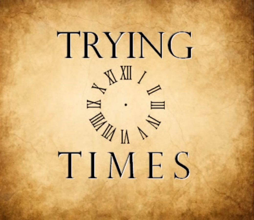 Trying Times feat. Diego Teksuo - No Time To Die (Billie Eilish Cover) (2020)
