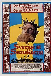 Sverige åt svenskarna Poster