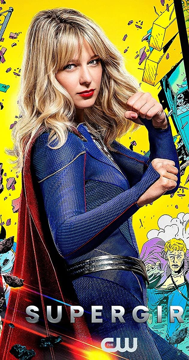 Supergirl Tv Series 2015 2021 Imdb