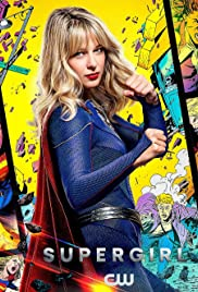 Supergirl Poster - TV Show Forum, Cast, Reviews