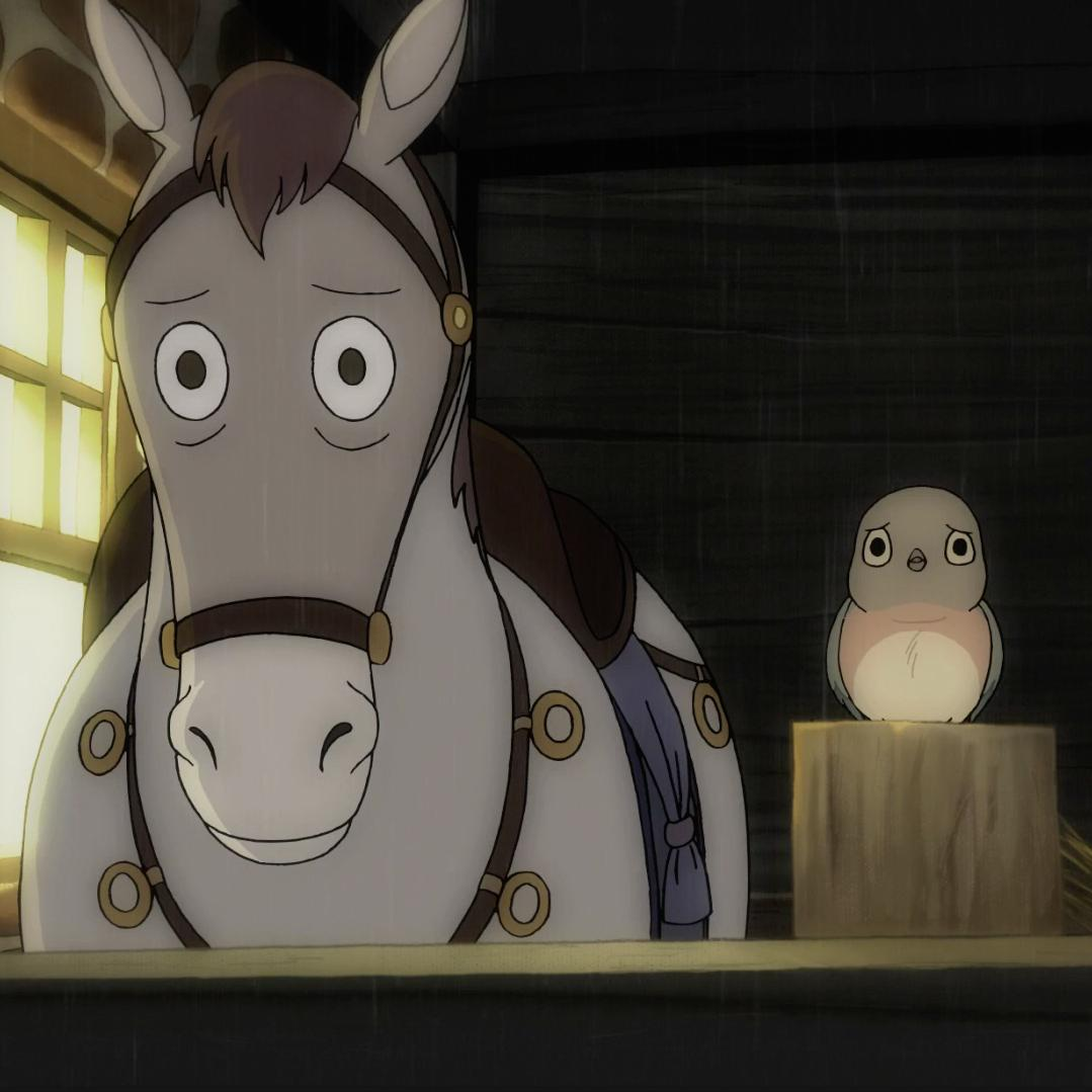 Over The Garden Wall Chapter 4 Songs Of The Dark Lantern Tv
