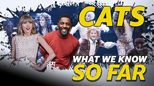 What We Know About 'Cats' ... So Far
