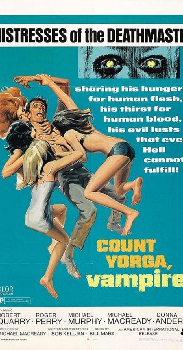 Subtitle of Count Yorga, Vampire