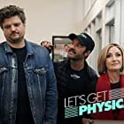 Jane Seymour, Chris Diamantopoulos, and Matt Jones in Let's Get Physical (2018)