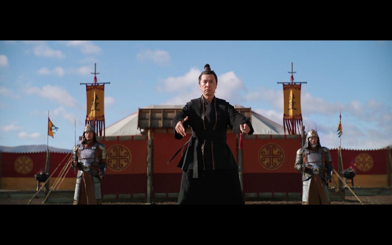 Donnie Yen in Mulan (2020)