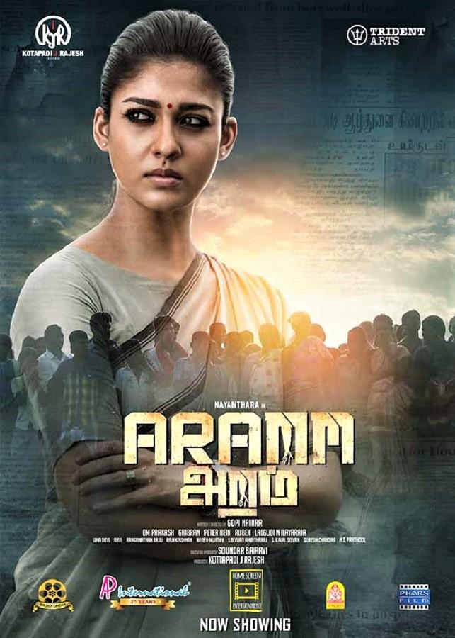 Aramm 2017 Dual Audio {Hindi-Tamil} 720p UNCUT HDRip x264 1.6GB