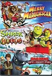 DreamWorks Holiday Classics Poster