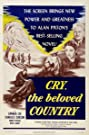 Cry, the Beloved Country (1951) Poster