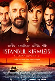 Red Istanbul Poster