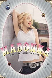 Madonna: What It Feels Like for a Girl Poster