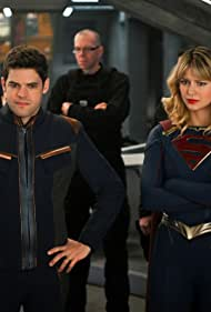 Melissa Benoist and Jeremy Jordan in Back from the Future - Part Two (2020)