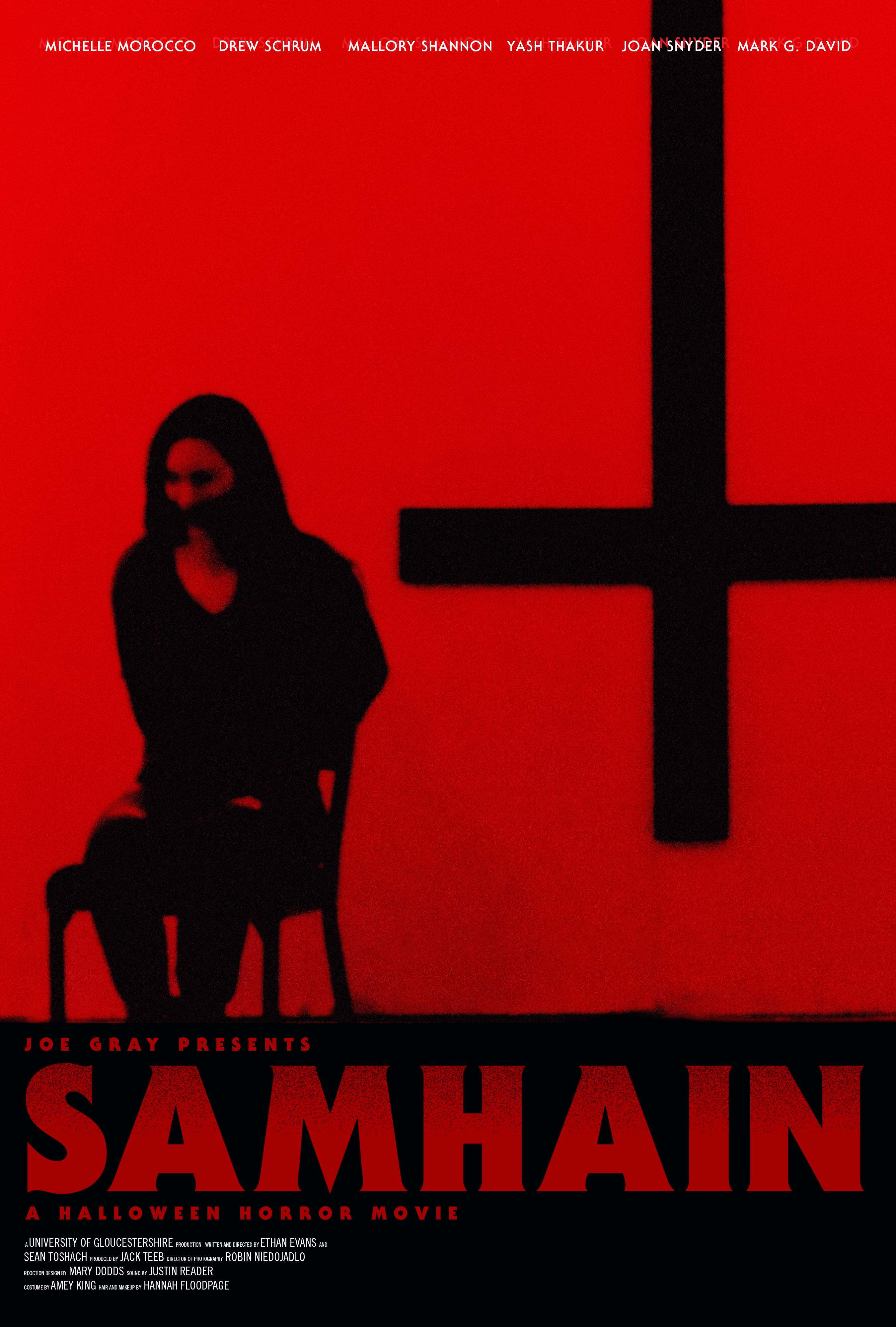 Halloween Movie Poster 2018.Samhain A Halloween Horror Movie 2018 Imdb