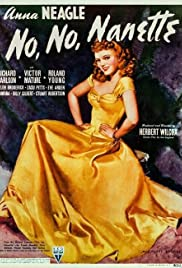 No, No, Nanette(1940) Poster - Movie Forum, Cast, Reviews