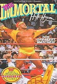 The Immortal Hulk Hogan Poster