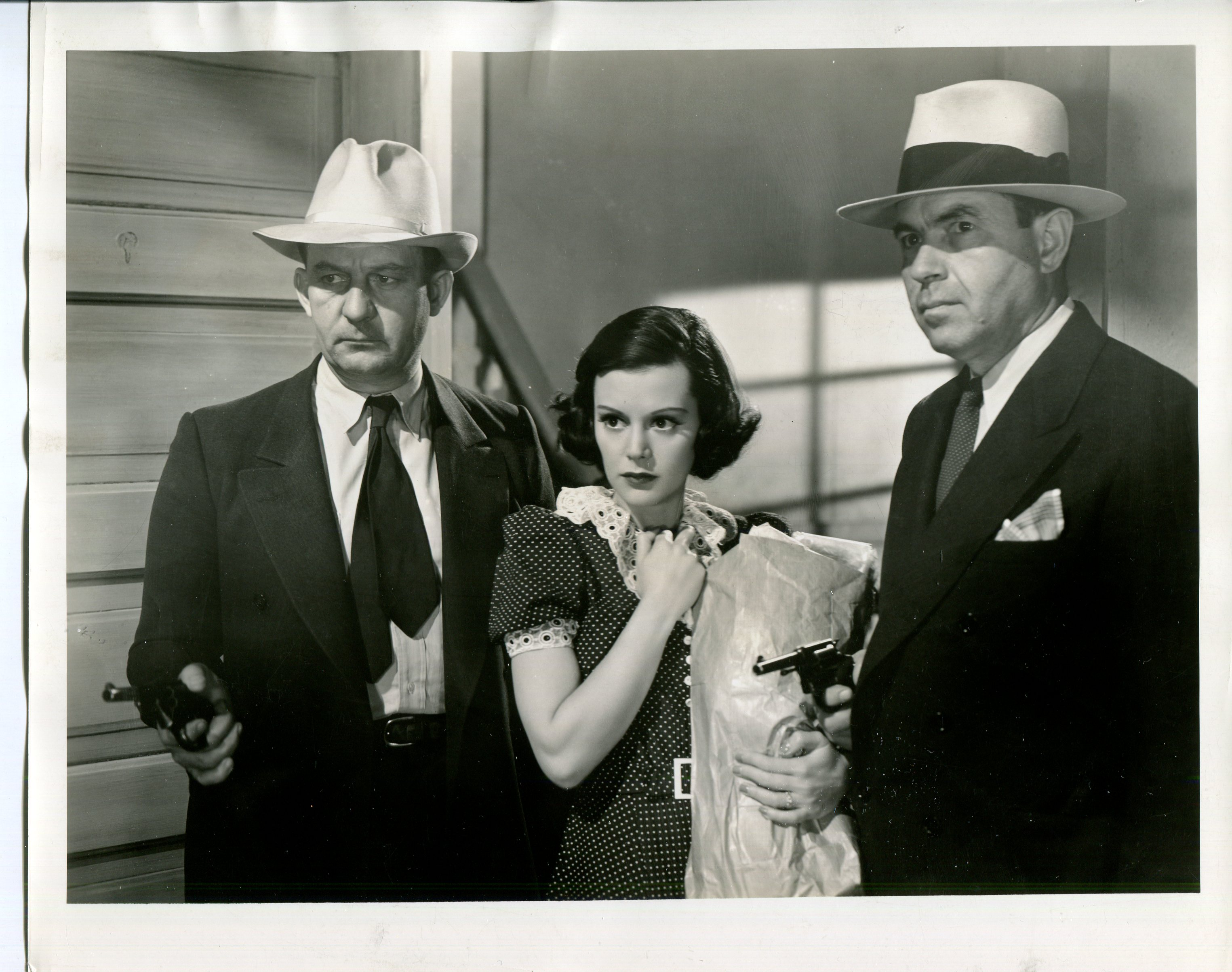 Ben Hendricks Jr., Helen Mack, and Jack Rube Clifford in I Promise to Pay (1937)
