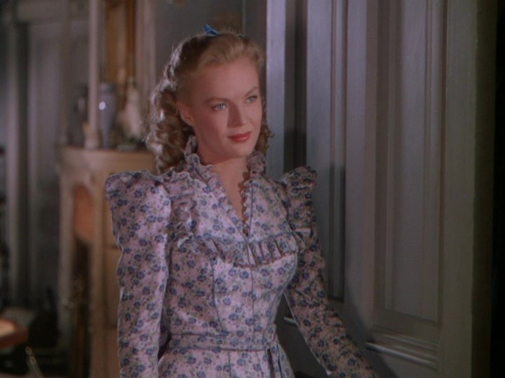 June Haver in The Daughter of Rosie O'Grady (1950)