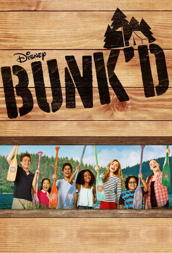 Bunk'd Season 3 COMPLETE WEBRip 480p & 720p