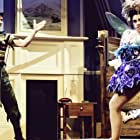 Nancy Zamit and Greg Tannahill in Peter Pan Goes Wrong (2016)