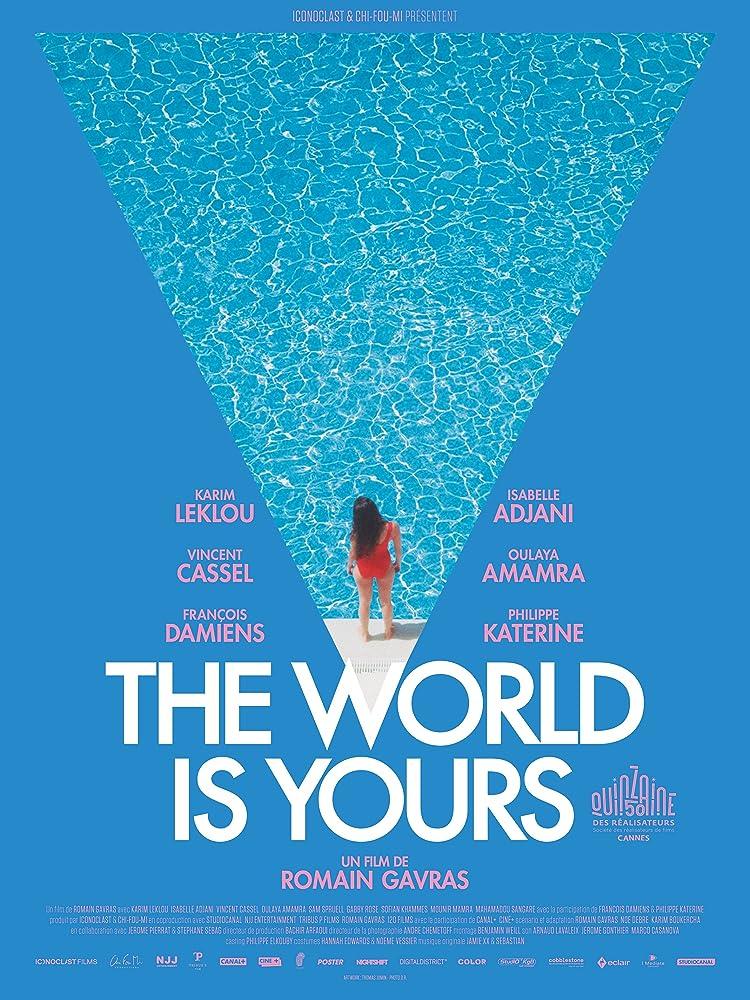 Pasaulis priklauso tau (2018) online