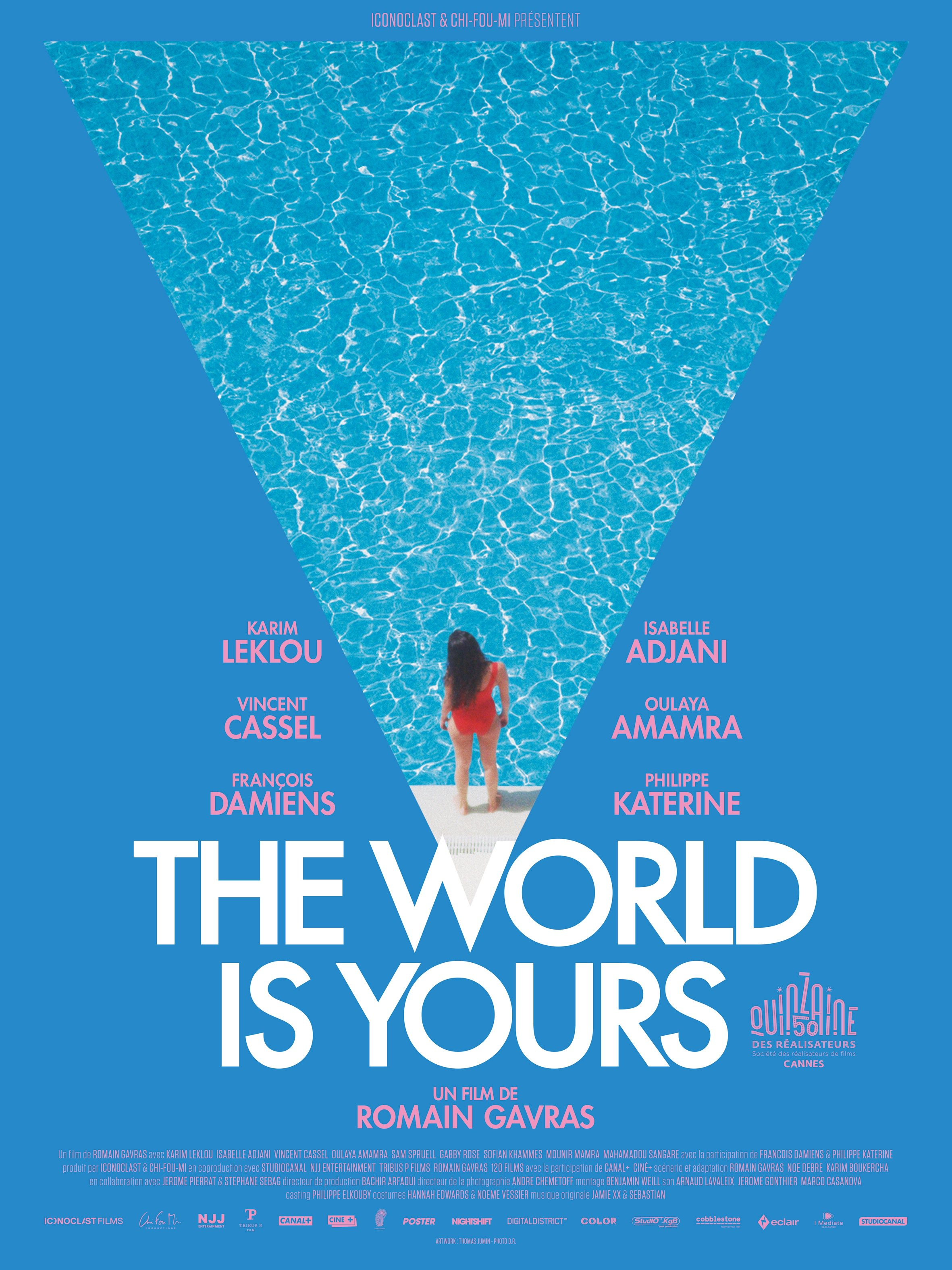 The World Is Yours (2018) BluRay 720p