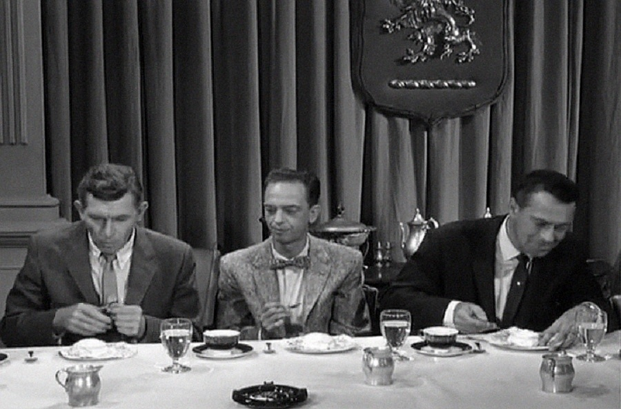 """The Andy Griffith Show"""" The Clubmen (TV Episode 1961) - IMDb"""