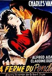 La ferme du pendu(1945) Poster - Movie Forum, Cast, Reviews