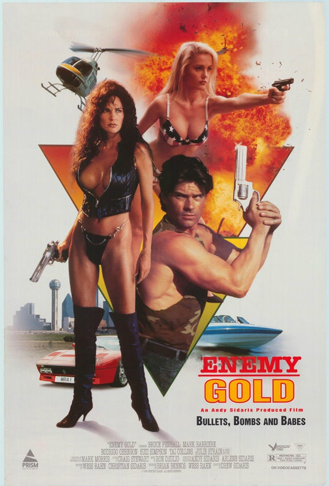 18+ Enemy Gold 1993 UNRATED Hindi Dual Audio 720p BluRay 1GB ESubs X264 AAC