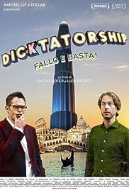 Dicktatorship Poster