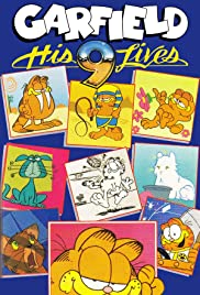 Garfield: His 9 Lives Poster